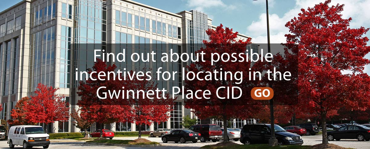Gwinnett Place Office Space