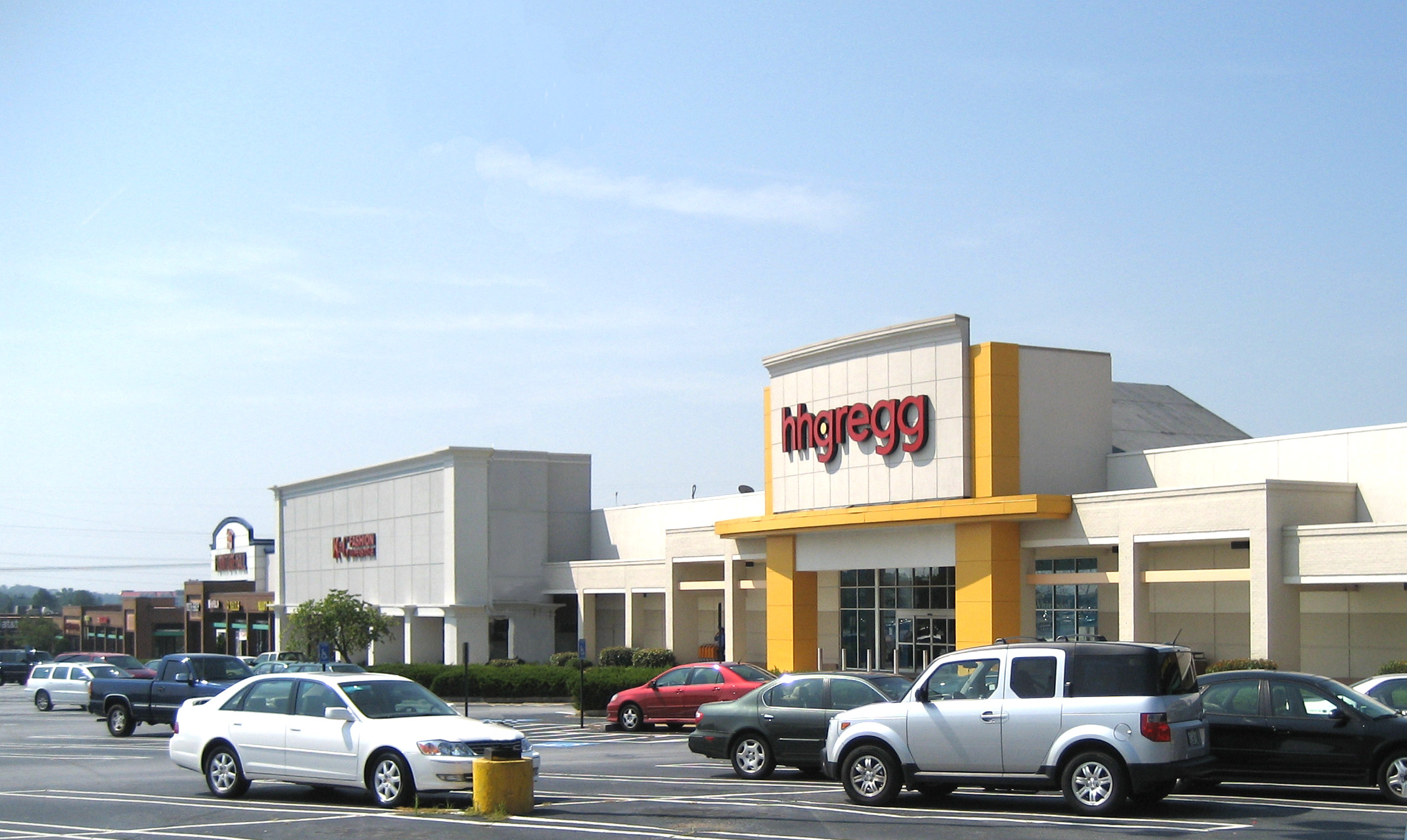 mall corners