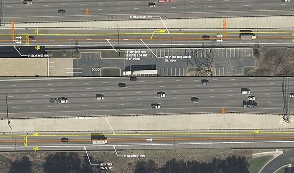 I-85 at Pleasant Hill Road NB Ramp Improvement Project